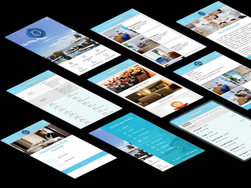Mobile App Development - ImOK